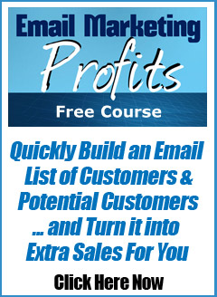 Free Email Marketing Profits Course