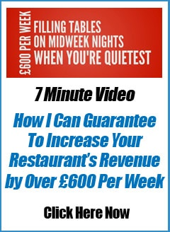 Increasing Restaurant Revenue