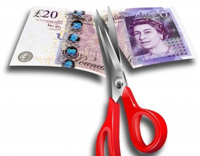 cut £20